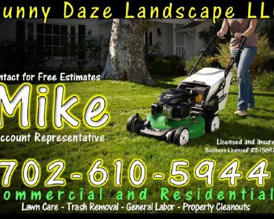 Commercial and Residential Landscaping