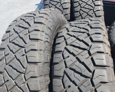 295/70/18 Nitto Ridge Grapplers---Alpharetta, Ga