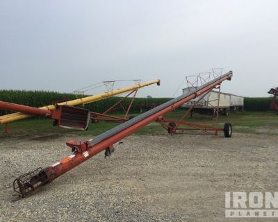 Feterl 60 ft S/A Grain Auger