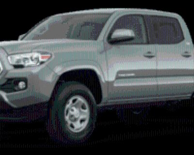 2020 Toyota Tacoma SR5 Double Cab 6' Bed V6 4WD Automatic