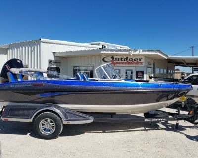 2022 Ranger 1850 Reata Ski & Fish Boats Eastland, TX