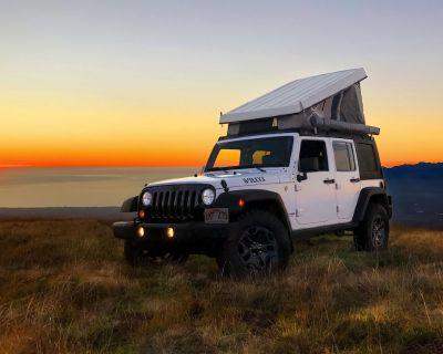 Maui's most unique way to Camp - Kahului