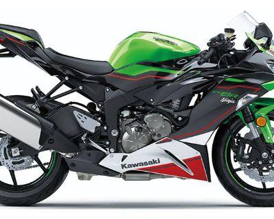 2021 Kawasaki Ninja ZX-6R ABS KRT Edition Supersport Shawnee, KS