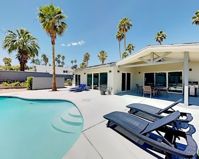 Modern All-Suite Getaway | Brand-New Interior | Private Pool & Mountain View - Palm Desert