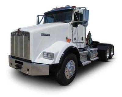 2019 KENWORTH T800 Day Cab Trucks Heavy Duty