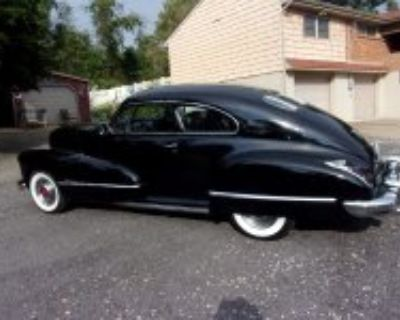 1946 CADILLAC COUPE