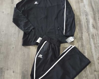 XL track suit NWT