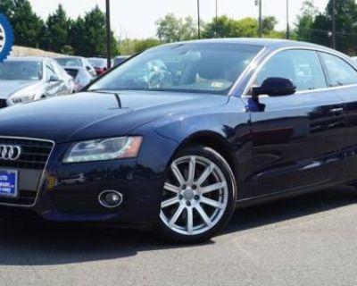 2011 Audi A5 Premium Plus
