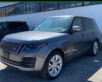 2018 Land Rover Range Rover Supercharged