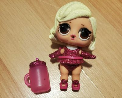 Glamour Queen lol doll