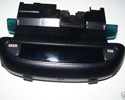 Pontiac Trans Sport Overhead Console Display Rebuild Service 2 Your Unit