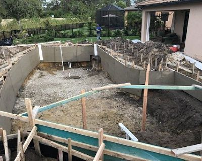 Professional Pool Builder Company in Fort Myers| Contemporary Pools