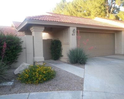 Beautiful Patio Home in Mesa - Pet friendly with Pool/Jacuzzi - Escobedo Historic District