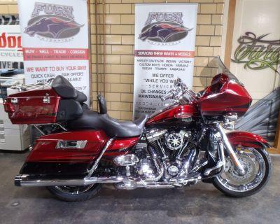 2011 Harley-Davidson CVO Road Glide Ultra Touring South Saint Paul, MN