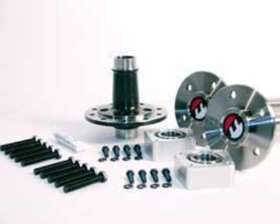 Moser Spool & Axle Package