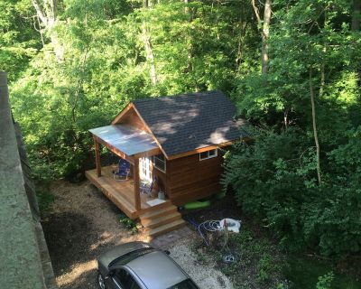 Studio on 20 Acres. Very peaceful and with the River by the front door. - South Kansas City