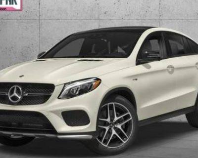 2018 Mercedes-Benz GLE GLE 43 AMG