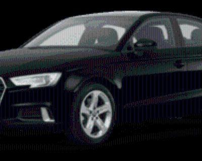 2018 Audi A3 Premium
