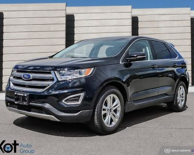 Pre-Owned 2016 Ford EDGE SEL! 4x4! FULL LOAD! LEATHER! PANO SUNROOF! NAVIGATION! TOW PACKAGE! REMOTE STARTER!