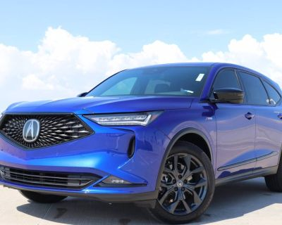 2022 Acura MDX A-Spec Package