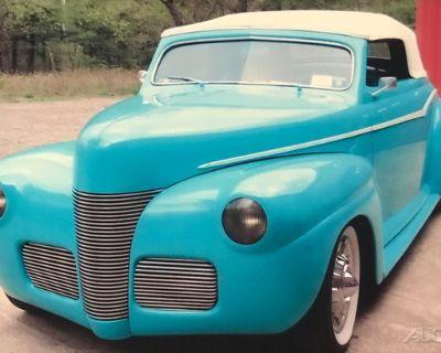 1941 Ford Custom Convertible