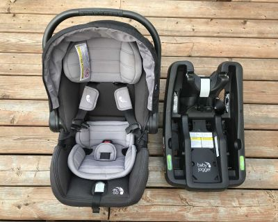 City Go Car Seat and Base