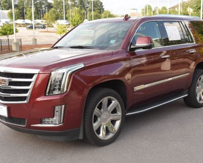 Certified Pre-Owned 2020 Cadillac Escalade Premium Luxury 4WD SUV
