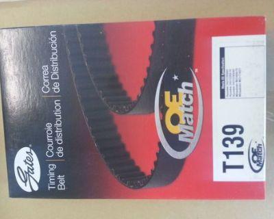 Engine Timing Belt-powergrip Premium Oe Timing Belt Gates T139