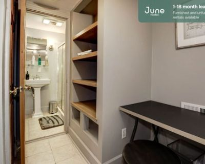 #101 Full room in Capitol Hill 3-bed / 2.5-bath apartment