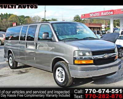 Used 2013 Chevrolet Express LT 3500 Extended