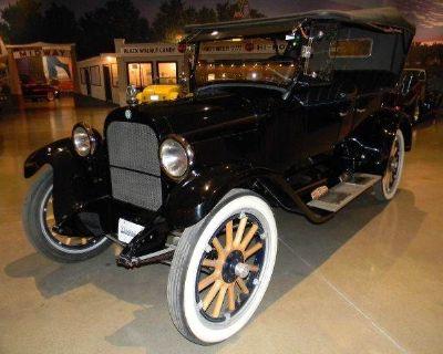 1923 Dodge Brothers 4 Door Touring Open Touring