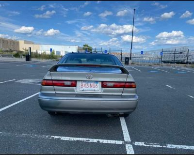 99 Toyota Camry Le Low Miles