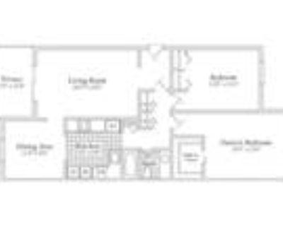 Fairway Apartments - 2 Bed - 1 Bath