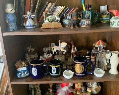 Military House Estate sales