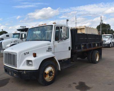 2003 FREIGHTLINER FL60 Dump Trucks Medium Duty