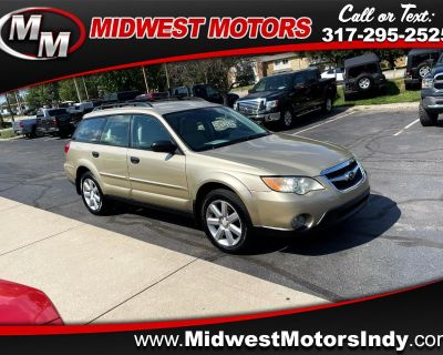 Used 2009 Subaru Outback 4dr H4 Auto 2.5i Special Edtn
