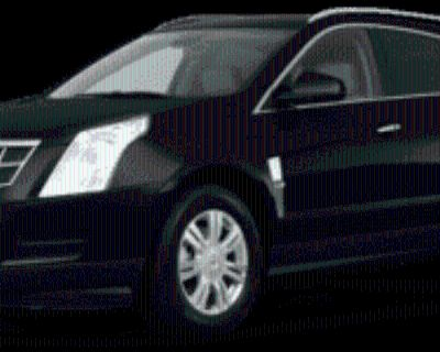 2011 Cadillac SRX Luxury Collection FWD