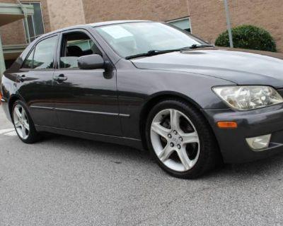 2002 Lexus IS IS 300
