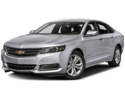 2016 Chevrolet Impala LT with 1LT