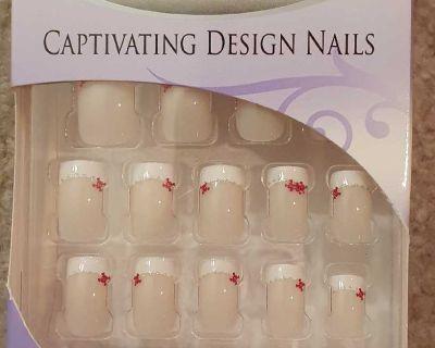 Nailene Designer Collection Nails - Skeeter Girl