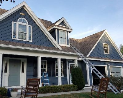 Summer Exterior Painting