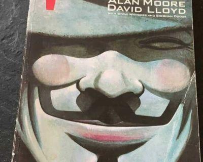 V for Vendetta by Alan Moore & David Lloyd
