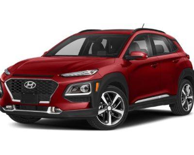 Certified Pre-Owned 2019 Hyundai Kona Limited AWD Sport Utility