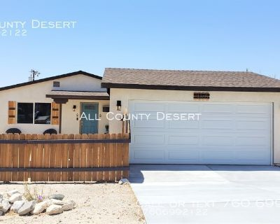 Gorgeous, Remodeled 3BR/2BA Unfurnished Home Available for Long Term Lease in Desert Hot Springs