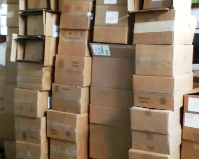 Boxes for SALE