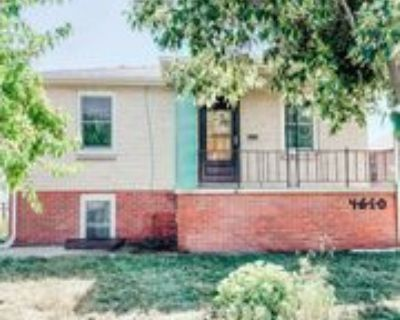 4610 Pearl St, Denver, CO 80216 4 Bedroom House