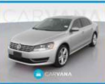 2014 Volkswagen Passat Silver, 65K miles