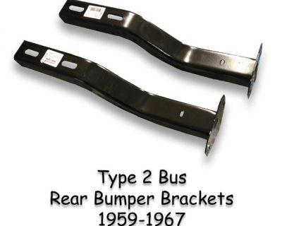 Type 2 Bus 1959-1967 Rear Bumper Brackets