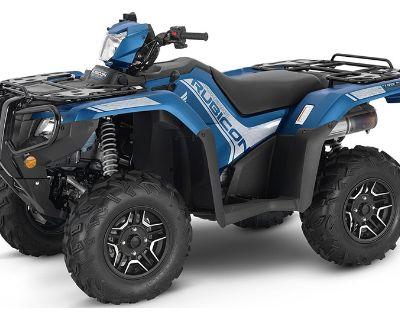 2022 Honda FourTrax Foreman Rubicon 4x4 Automatic DCT EPS Deluxe ATV Utility Leland, MS