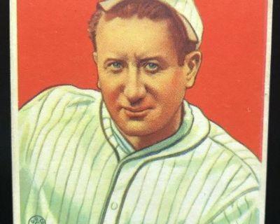 Sports Card & Memorabilia Auction